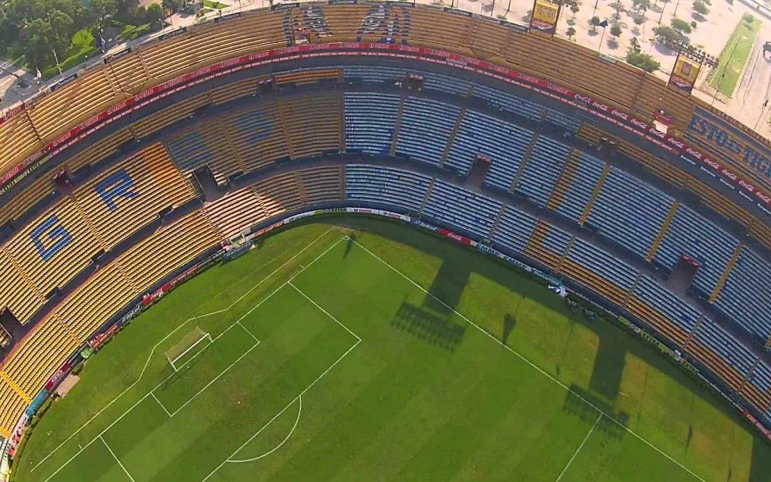 Remodelación del Estadio Universitario de la UANL