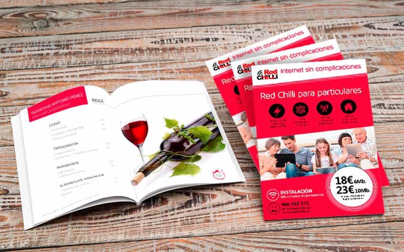 Cómo diseñar un folleto