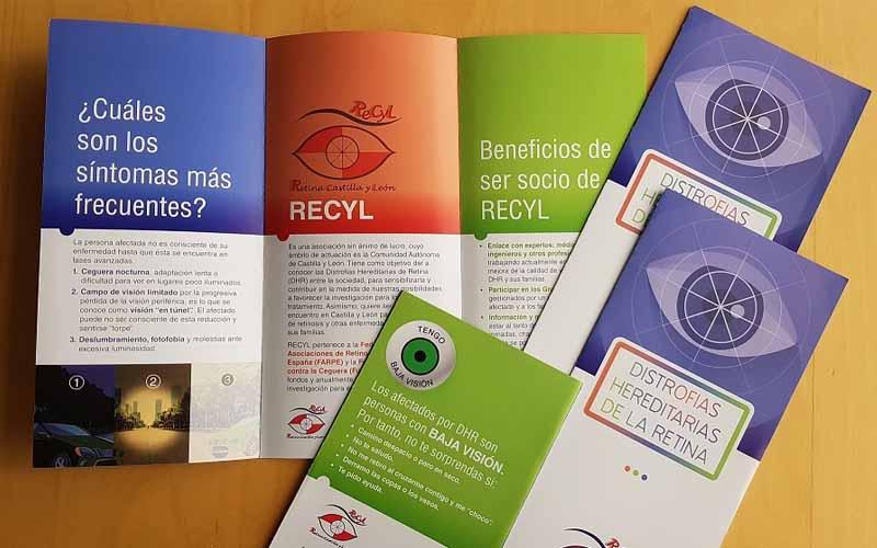diferencia entre volante, folleto, brochure y panfleto