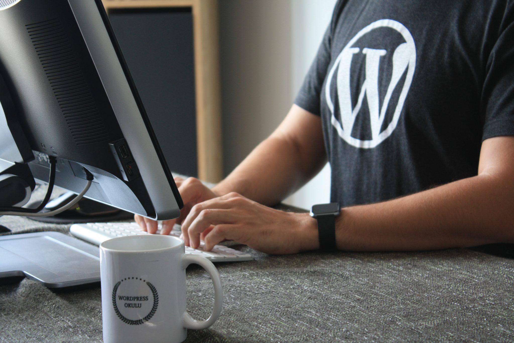 Una guía para principiantes para diseño web con WordPress